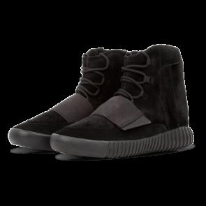 Zapatillas unisex Adidas Yeezy boost 750 Triple negero_009