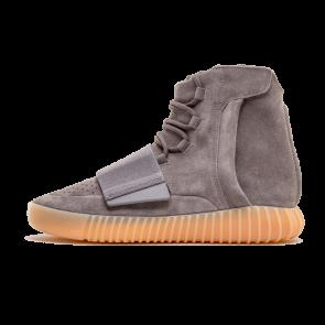 Zapatillas unisex Adidas Yeezy boost 750 gris_011