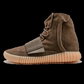 Zapatillas para hombre Adidas Yeezy boost 750 marrón_012