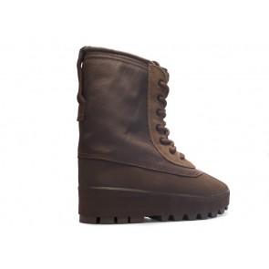 Zapatillas para hombre Adidas Yeezy boost 950 marrón oscuro_015