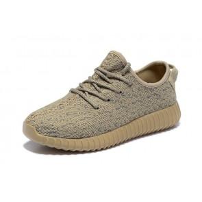 Zapatillas unisex Adidas Yeezy boost 350 kaki/gris_018