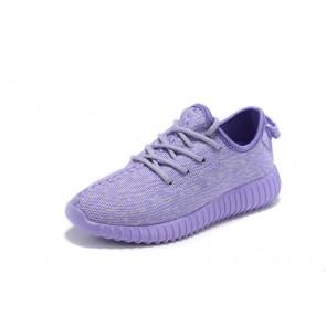 Zapatillas para mujer Adidas Yeezy boost 350 violeta_023