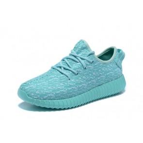 Zapatillas para mujer Adidas Yeezy boost 350 verde_025