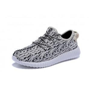 Zapatillas unisex Adidas Yeezy boost 350 gris/negero/blanco_029
