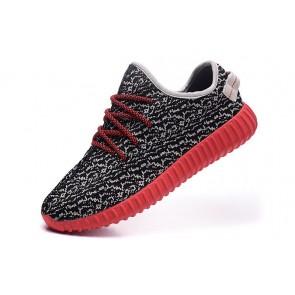 Zapatillas para hombre Adidas Yeezy boost 350 gris/rojo_031
