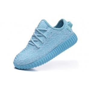 Zapatillas para hombre Adidas Yeezy boost 350 azul_032