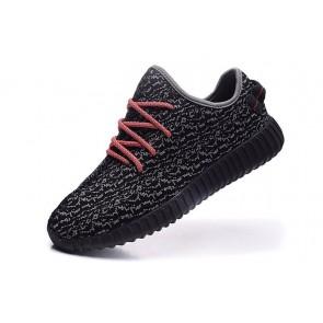 Zapatillas unisex Adidas Yeezy boost 350 negero/gris/rosa_038