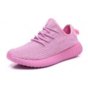 Zapatillas para mujer Adidas Yeezy boost 350 rojo_046