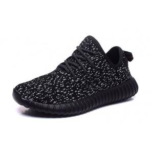 Zapatillas unisex Adidas Yeezy boost 350 negero/blanco_047