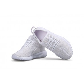 Zapatillas unisex Adidas Yeezy boost 350 blanco_056