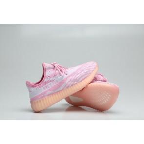 Zapatillas unisex Adidas Yeezy boost 350 V2 rosa_058
