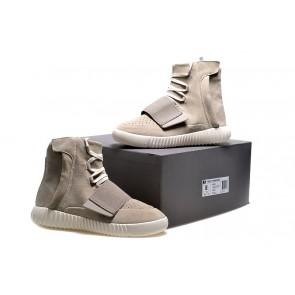 Zapatillas para hombre Adidas Yeezy boost 750 gris_066