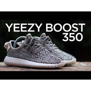 Zapatillas unisex Adidas Yeezy boost negero/gris_070